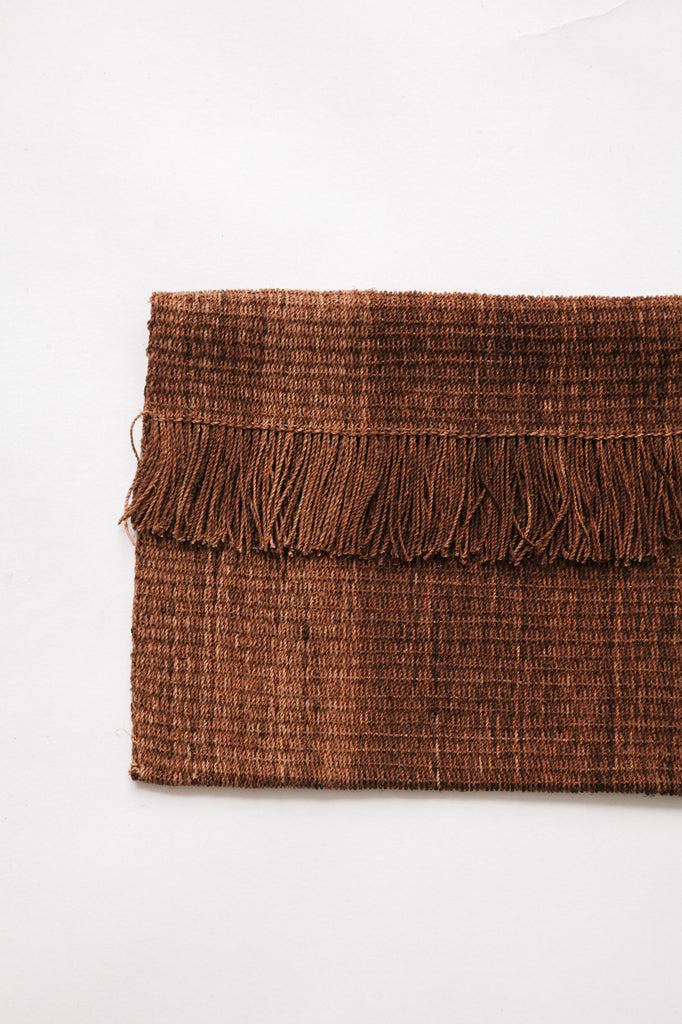 Litoral Woven Clutch #0346