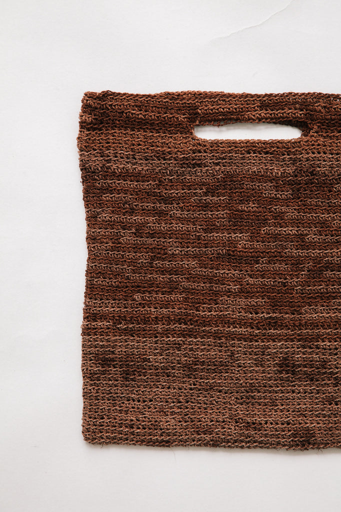Litoral Woven Clutch #0365
