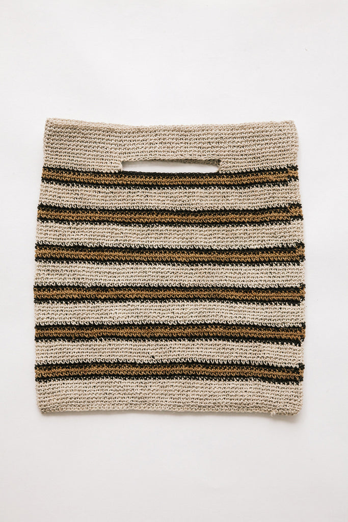 Litoral Woven Clutch #0364
