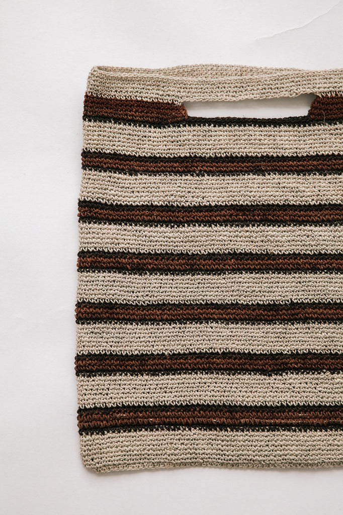 Litoral Woven Clutch #0362