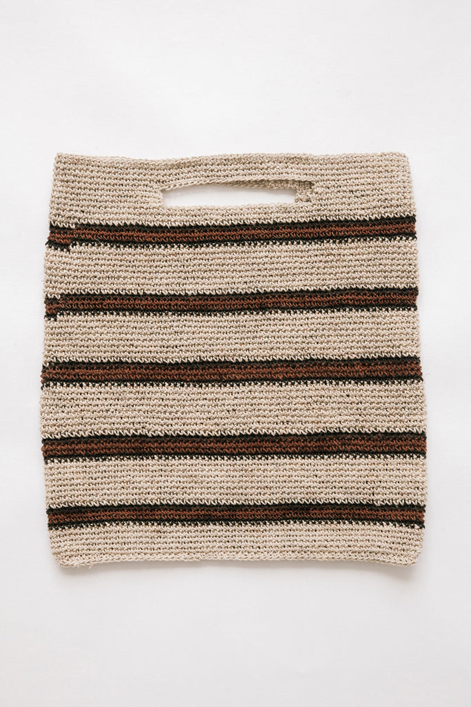 Litoral Woven Clutch #0361