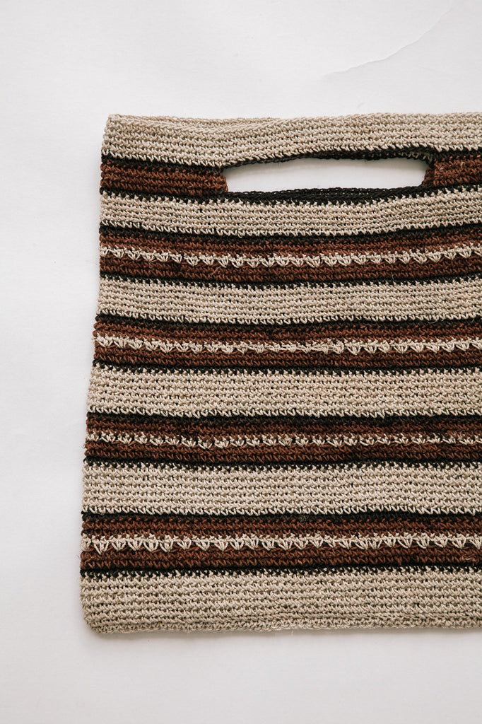 Litoral Woven Clutch #0360