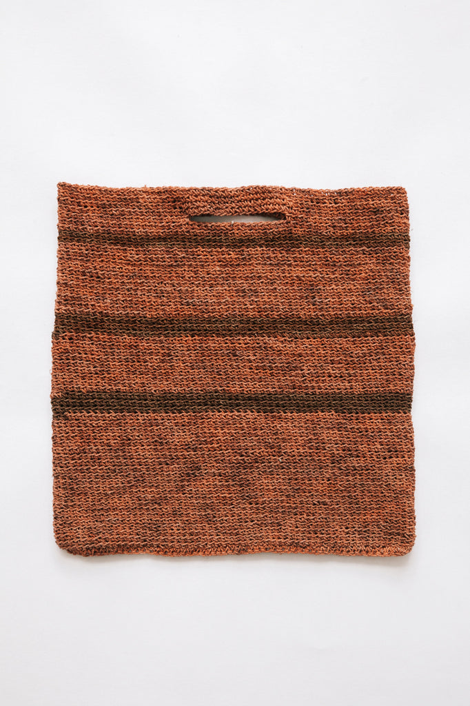 Litoral Woven Clutch #0356