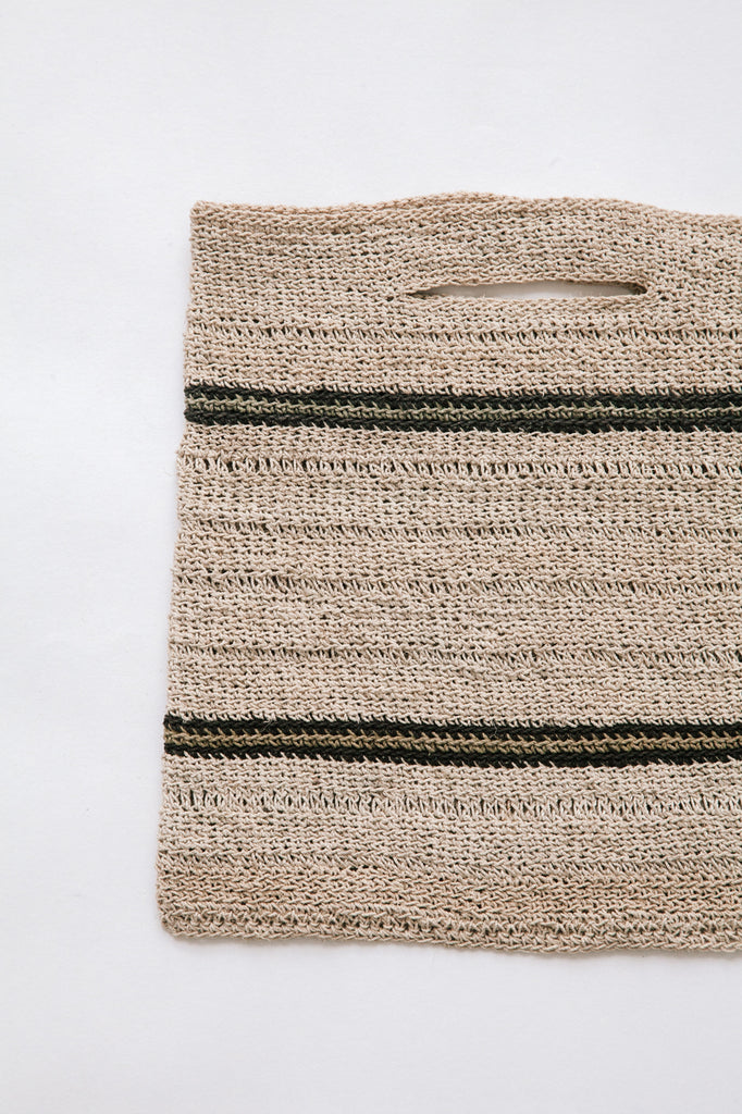 Litoral Woven Clutch #0354