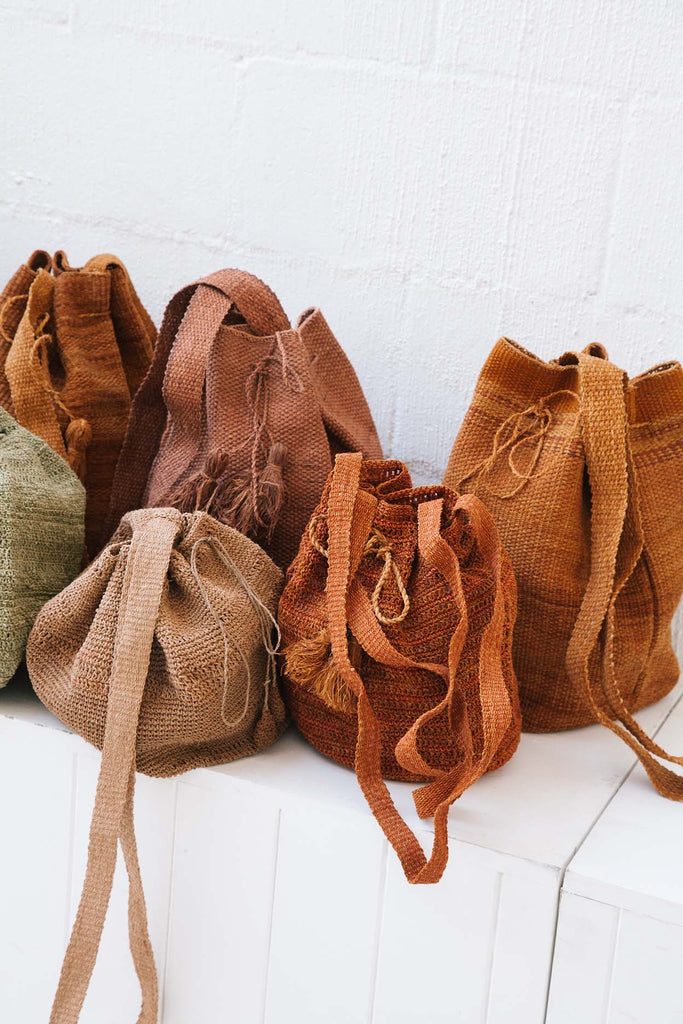 Litoral Woven Bag #0370