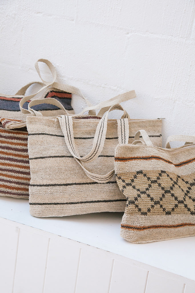 Litoral Woven Bag #0362