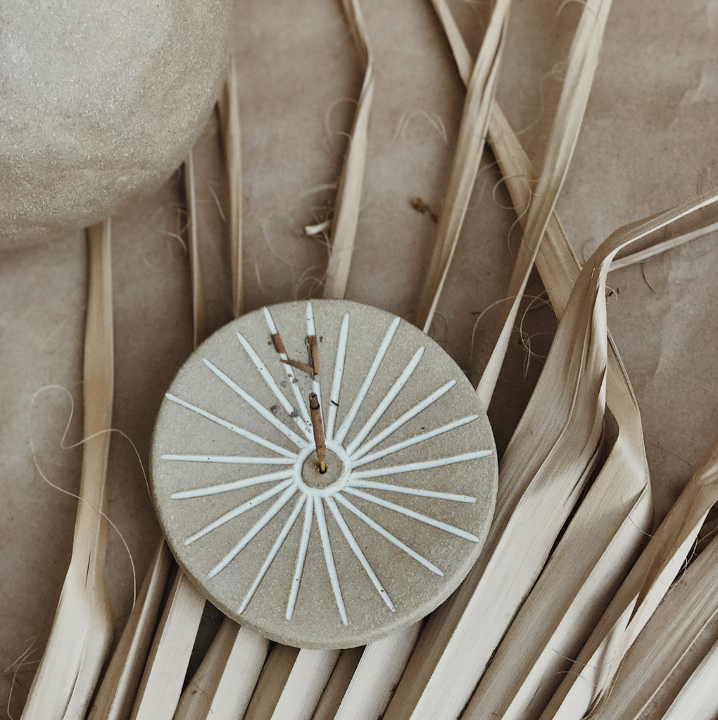 Sol Incense Holder
