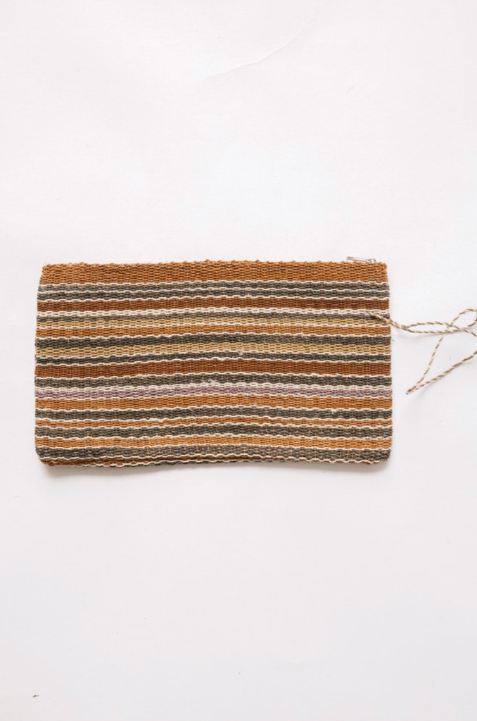 Litoral Woven Clutch #0334