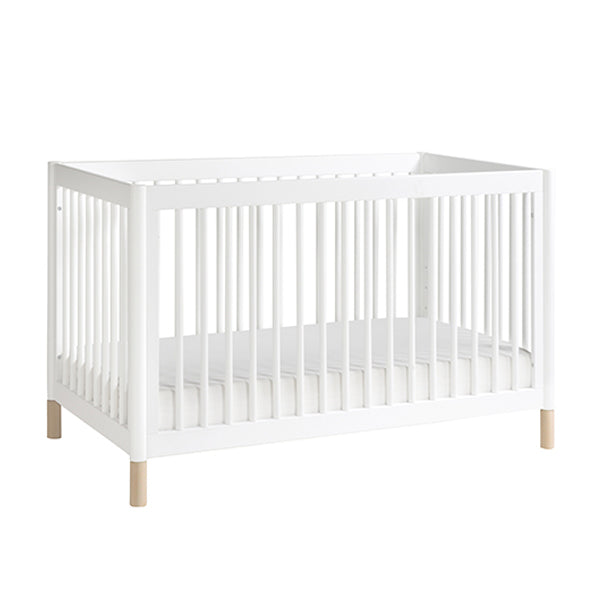 Babyletto - Gelato Cot - White and Washed Natural - NEW!