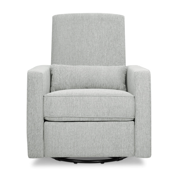 Piper - Recliner + Swivel Glider - Cloud Grey - Pre-order