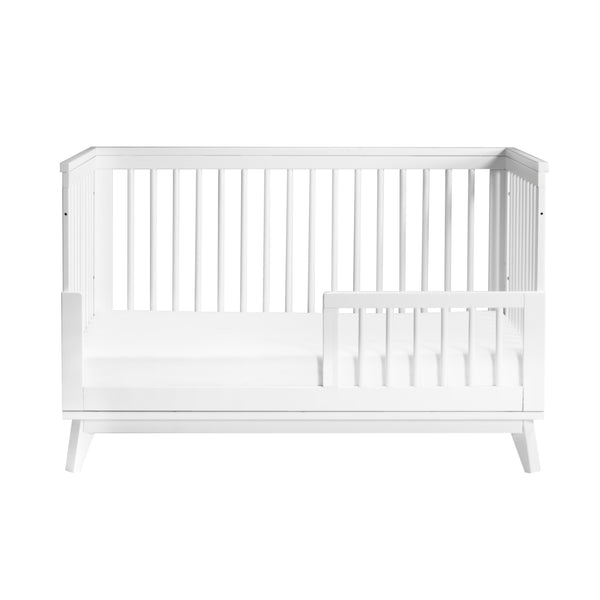 Babyletto - Scoot 3 in 1 Cot - White
