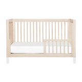 Babyletto - Gelato Cot - Washed Natural and White - NEW!