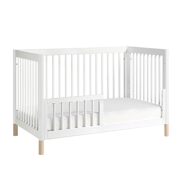 Babyletto - Gelato Cot - White and Washed Natural
