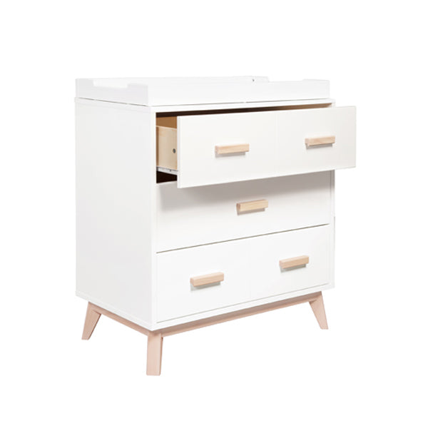 Scoot 3 Drawer Changer / Dresser