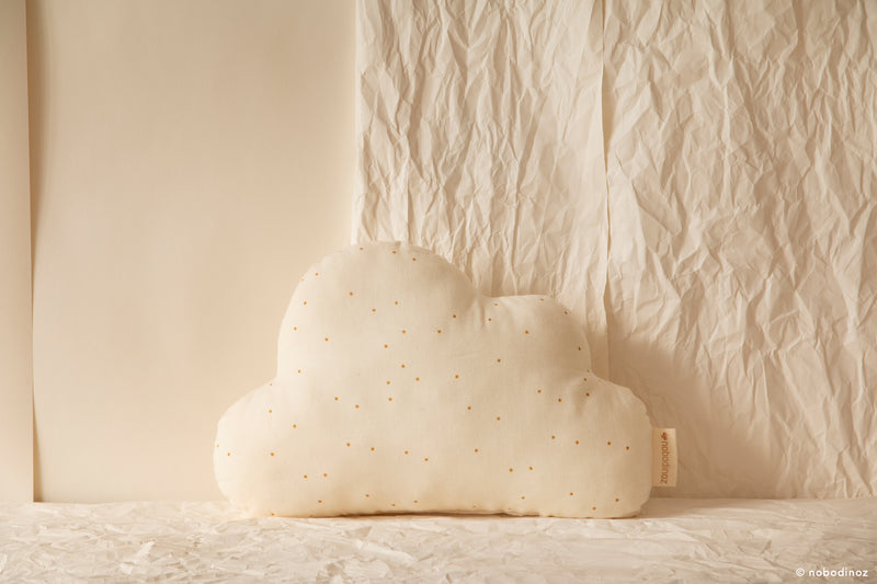 Cloud Cushion in Natural