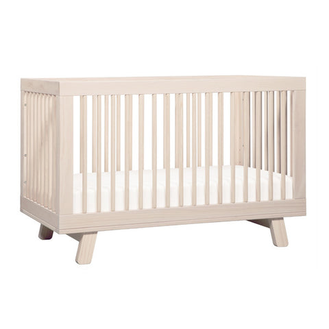Babyletto - Hudson Cot - Washed Natural - NEW!