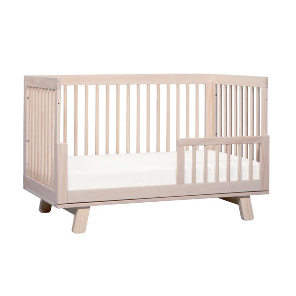 Babyletto Hudson Cot & Dresser Nursery Package - Washed Natural