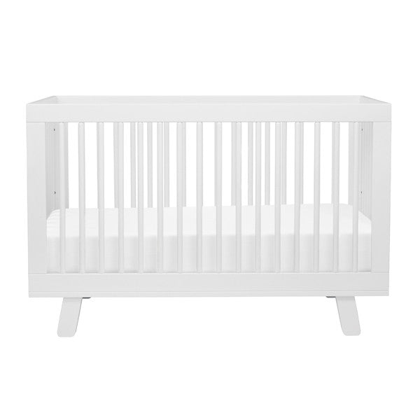 Babyletto Hudson Cot & Dresser Nursery Package - White
