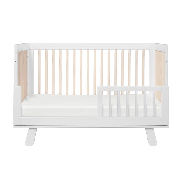 Babyletto Hudson White / Washed Natural + Sleepytime Rocker - Package