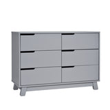 Babyletto - Hudson Dresser 6 Drawer - Grey - NEW!