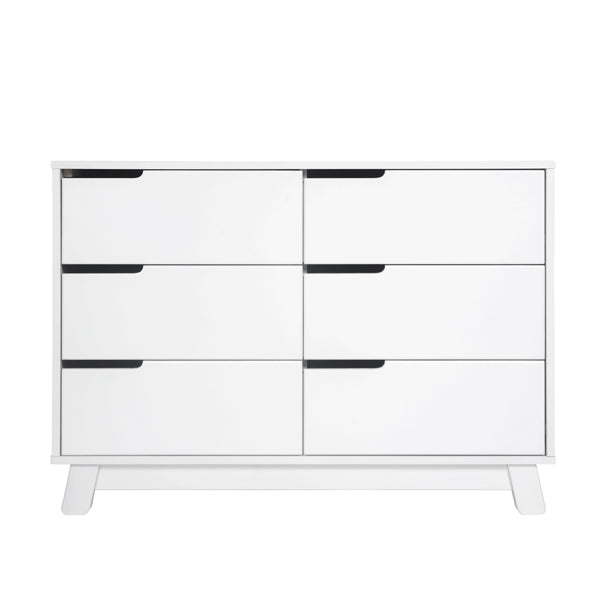 Babyletto - Hudson Dresser 6 Drawer - White