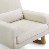 Sleepytime Rocker – Oatmeal with Light Legs (All new fabric)