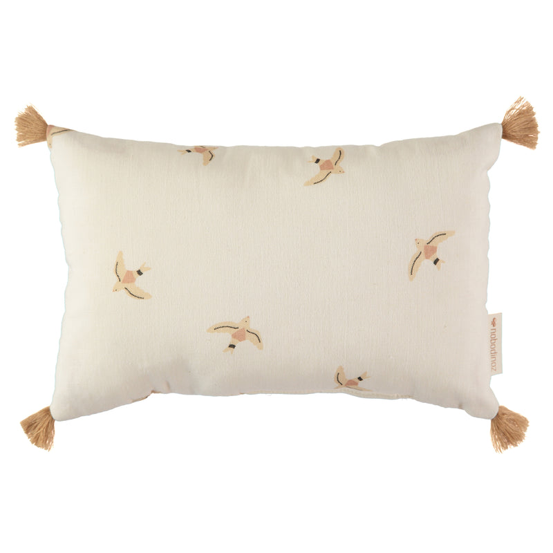 Haiku Birds Cushion