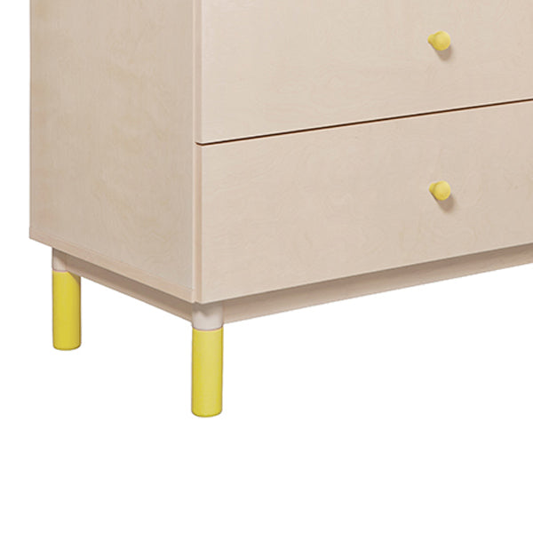 Yellow Knobs for Gelato Dresser- Set of 3