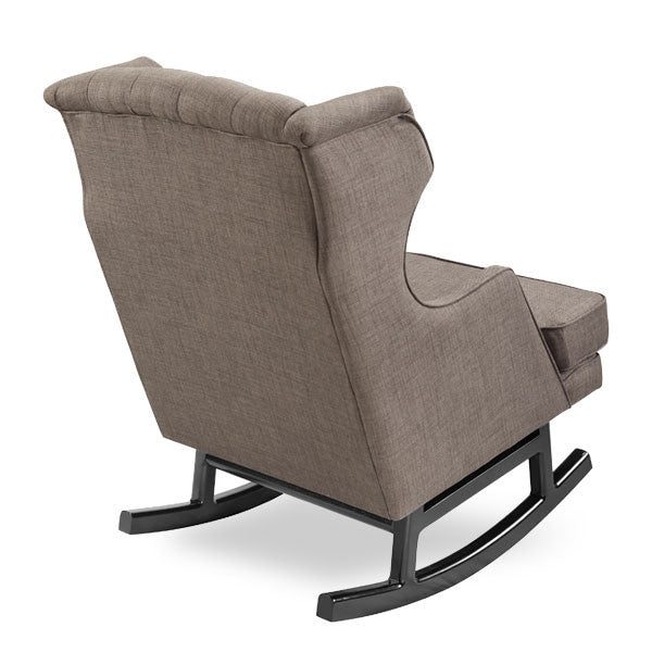 Empire Rocker – Pebble with Dark Legs