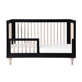 Babyletto - Lolly Cot - Black & Washed Natural