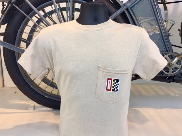 Pocket Tee TAN