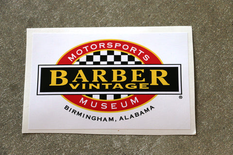 Museum Decal- Large