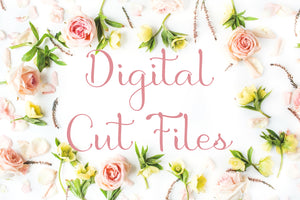 Digital Cut Files