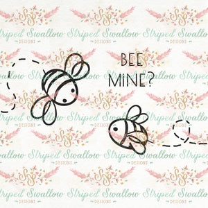 Bee Mine Digital Cut File
