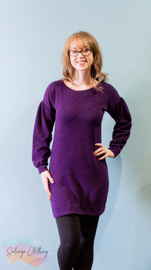 Starry Night PDF Pattern Women XS-XXXL