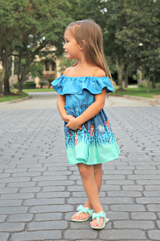 Midsummer Dream PDF Pattern 2T-14yrs
