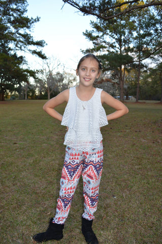 Juniper Joggers PDF Pattern 2T-14yrs