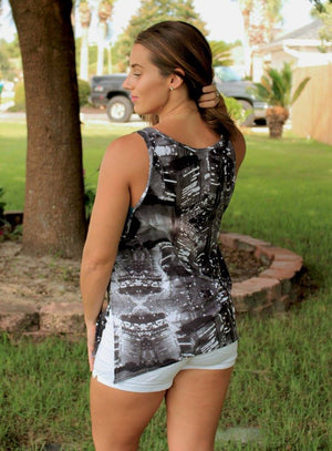 Moon Dance Tank PDF Pattern Women XS-XXXL