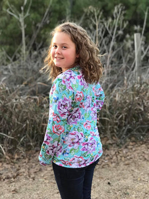 Fireside PDF Pattern Girls 2T-14yrs