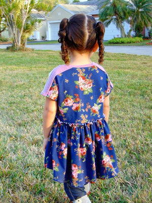 Winter Park PDF Pattern Girls 2T-14yrs