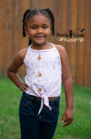 Daybreak PDF Pattern Girls 2T-14yrs