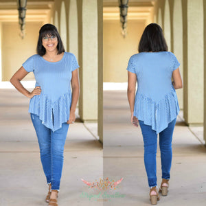 At First Glance PDF Pattern Women XS-XXXL