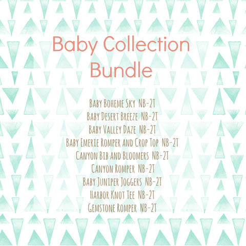 Baby Collection Bundle