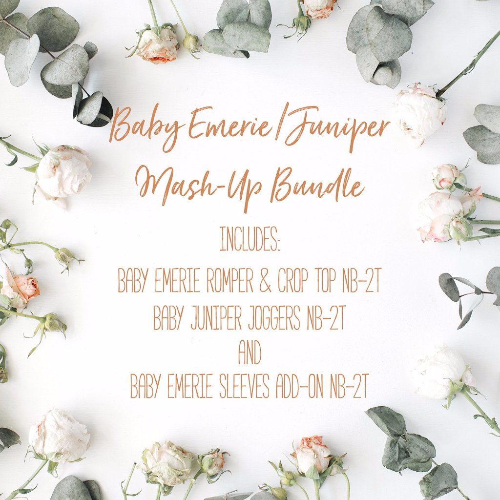 Baby Emerie/Juniper Mash-Up Bundle