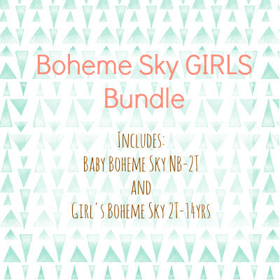 Boheme Sky GIRLS Bundle