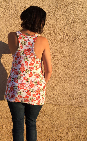 Tank Add-On for Women's Harbor Knot Tee