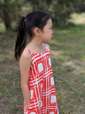 Free Falling PDF Pattern Girls 2T-14yrs