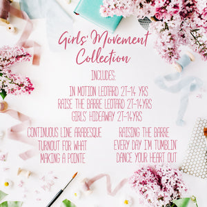 Girls' Movement Collection Bundle