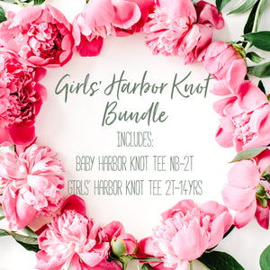 Harbor Knot GIRLS Bundle