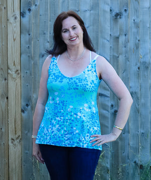 Island Time PDF Pattern Women XS-XXXL